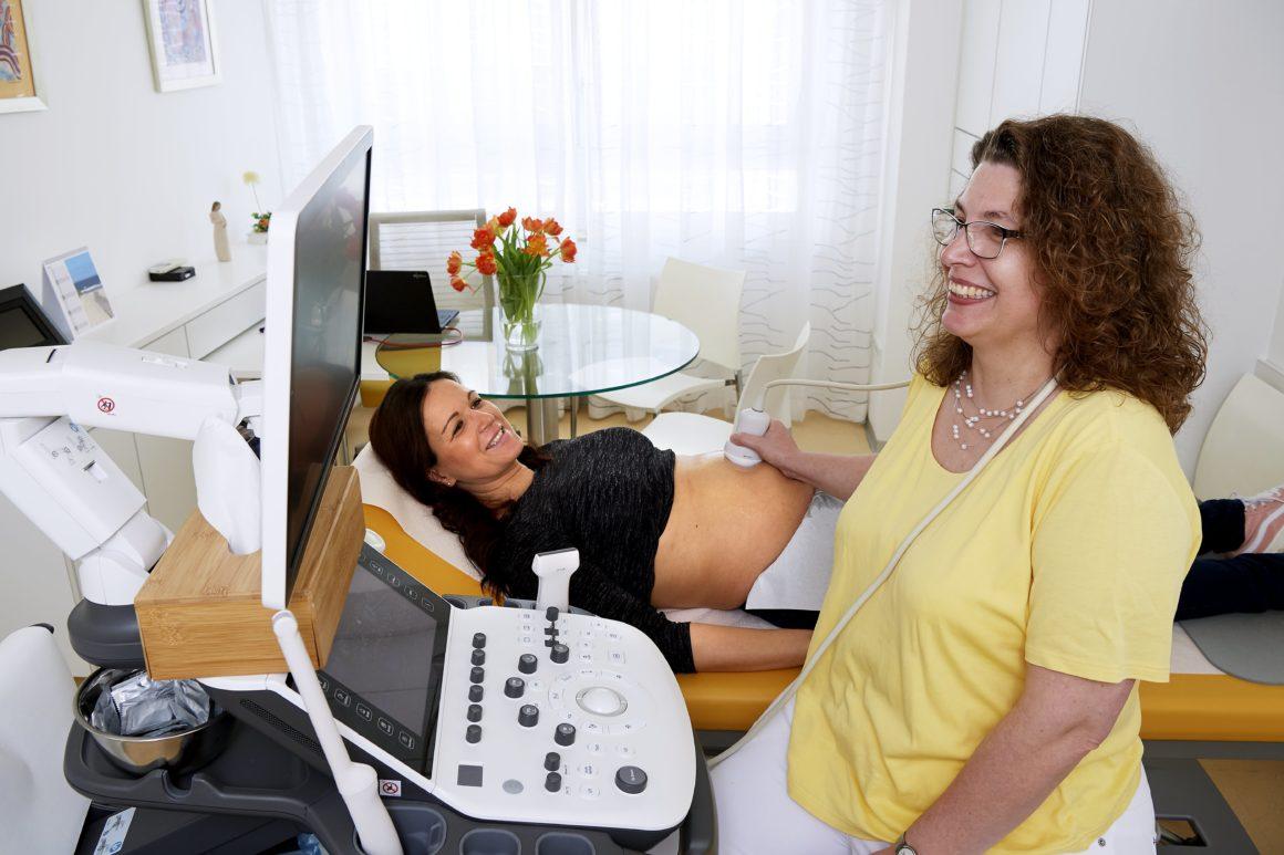 Erweiterte Ultraschalldiagnostik